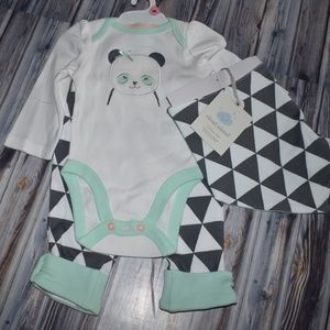 Cloud Island Hoodie And Pant Set